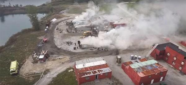 Live-Fire Training Camp